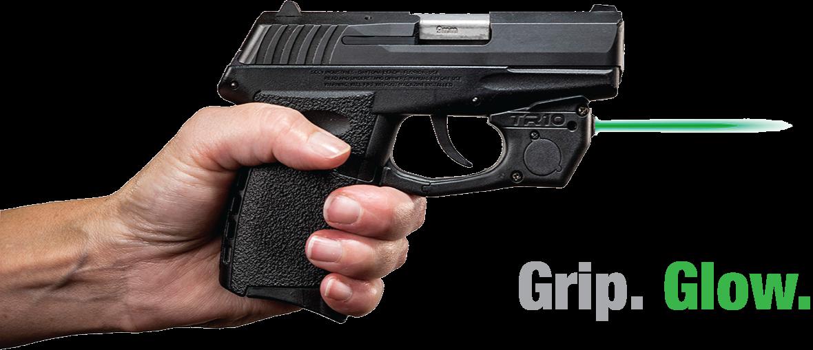 TR-Series Grip. Glow.